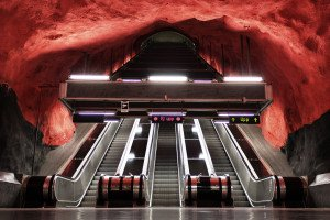Escalator to Hell